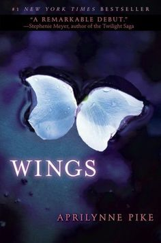 First book of 3 (so far). Interesting take on fairies. A good summer simple read :)