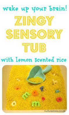 sensory tub