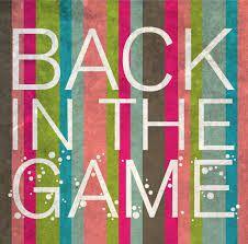 Debby Barnes Sunday #SideLines!  Back In The Game http://www.debbybarnes.com/uncategorized/back-in-the-game/