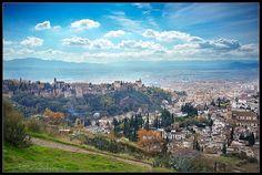 La Alhambra - Granada | Flickr - Photo Sharing! Spain.