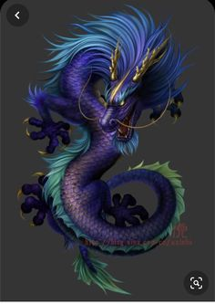 I decided Bently was born in the year of the dragon . - I decided that Bently was born in the year of the dragon. Dragon Tattoo Colour, Dragon Tattoo Art, Dragons Tattoo, Chinese Dragon Tattoos, Dragon Tattoo For Women, Dragon Artwork, Dragon Tattoo Designs, Chinese Dragon Art, Trendy Tattoos