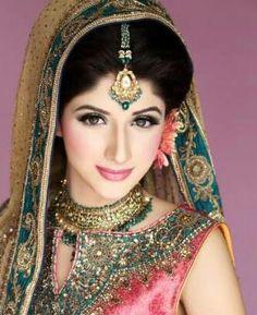 Latest Best Pakistani Bridal Makeup Tips & Ideas - Basic Steps &…