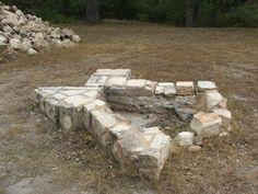 Luchenbach Texas - Texas Firepit ~Need for my back yard! Tee hee