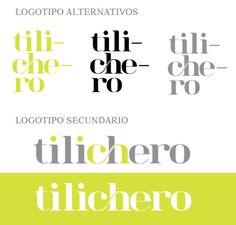 branding logo identity TILICHERO