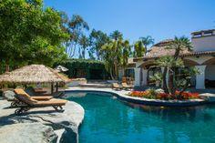 Pardee Properties - Tropical, Private Pool with Swim-Up Bar in Spanish Hacienda Retreat