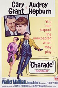 Cinemark Classic Series - Charade - 3.1.15 and 3.4.15 only
