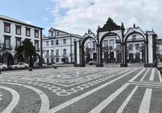 CAN'T MISS Ponta Delgada's downtown is immaculate. A four-hour direct flight from Boston brings you to this string of volcanic islands, and transports you to an altogether other world. Azores, Portugal