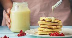 Kliknij i przeczytaj ten artykuł! Glass Of Milk, Panna Cotta, Baking, Breakfast, Ethnic Recipes, Food, Morning Coffee, Dulce De Leche, Bakken
