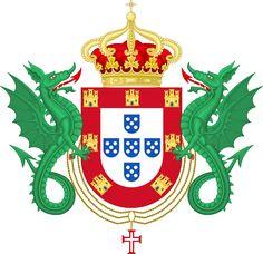 Reyno de Portugal . 1640-1910