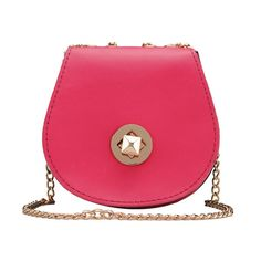 Sale 10% (8.88$) - New Fashion Candy Color Ladies Small Shoulder Bag Cross Body Bag