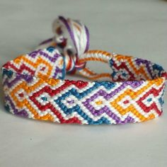 Photo of #24422 by Intrigue - friendship-bracelets.net