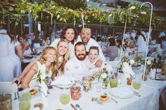 Our events team at Le Diner San Francisco! Foxtail Catering & Events