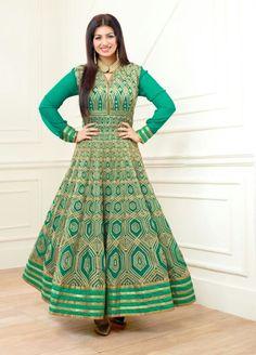 Indian Bollywood DESIGNER Anarkali Pakistani Suit Salwar Kameez Traditional Suit for sale online Anarkali Suits With Price, Latest Anarkali Suits, Salwar Suits, Punjabi Suits, Anarkali Suits Online Shopping, Online Dress Shopping, Dress Online, Anarkali Dress, Lehenga Choli