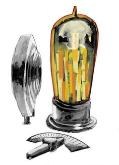 Ilustração portuguesa ideia franciscolanca http://flanca-illustration-animation.blogspot.com/