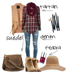 """HOW TO LOOK:Grungy boho!"" by eiliana ❤ liked on Polyvore featuring moda, Yves Saint Laurent, UGG Australia, Athleta, rag & bone, Bobbi Brown Cosmetics y Tom Ford"
