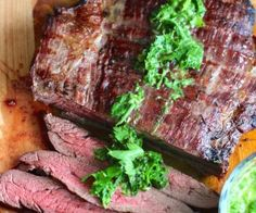 Chimichurri is a traditional Argentinean herb sauce, but there are other South American variations. In Colombia we add cilantro to the chimichurri. Colombian Dishes, My Colombian Recipes, Colombian Food, Cuban Recipes, Beef With Mushroom, Steak With Chimichurri Sauce, Ground Beef Dishes, Grilled Beef, Beef Ribs