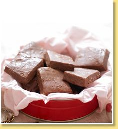 Toblerone Fudge - I make it with the dark chocolate version, as I'm semi-allergic to milk chocolate.