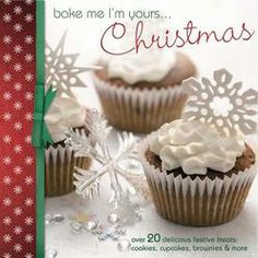 Have a tasty Christmas with this collection of over 20 projects, recipes and ideas! Celebrate the festive season with stylish cupcakes, cookies, truffles, mini cakes and chocolate bites. Delight friends and family with edible gifts, centerpieces and decorations for your table and tree. Indulge in delicious recipes, from traditional fruit cake to chocolate brownies and spicy gingerbread. The perfect treat at Christmas! http://ils.stdc.govt.nz/cgi-bin/koha/opac-detail.pl?biblionumber=69147