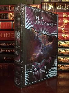 In the 1920s and '30s, H.P. Lovecraft pioneered a new type of weird fiction that fused elements of supernatural horror with the concepts of visionary science fiction. Lovecraft's tales of cosmic horror revolutionized modern horror fiction and earned him the reputation of the most influential American writer of weird tales since Edgar Allan Poe.   eBay!