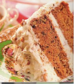 Carrot cake | A collection of recipes