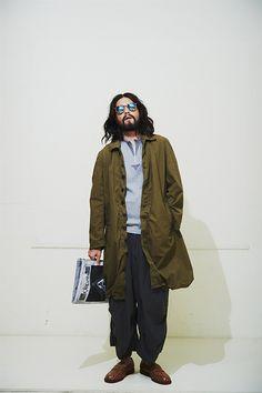 トーキングアバウト ジ アブストラクション2013SS コレクション Gallery1