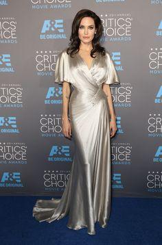 Critics' Choice Awards 2015 Red Carpet FashionRadar Online | Radar Online