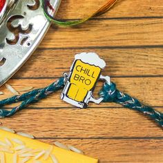 This Rakhi has especially been designed for that brother whoÍs not only your beer buddy but also the most fun to hang out with! Show him some love through this Rakhi from our brand new exclusive Rakshabandhan collection. Rakhi Images, Raksha Bandhan Quotes, Rakhi Design, Horoscopes, Hanging Out, Bro, Chill, Good Things, India