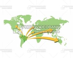 blue map India and neighboring countries PHOTOVIDEOBANK Blue map