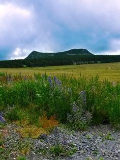 Les Estables, Auvergne, France