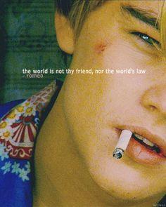 #Romeo_Juliet (1996) - Romeo Montague