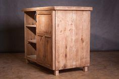 Pure oakwood... very nice!  Bayfield cupboard | Rustic furniture, rustic design, rustic home