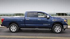 2016 Nissan Titan XD review notes: Looks big, acts big - http://carparse.co.uk/2016/08/26/2016-nissan-titan-xd-review-notes-looks-big-acts-big/