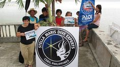 Stella Maris Dive Experts, Inc., Philipppines - Extinction is NOT an Option #CITES4SHARKS - Download your Sign and share on Project AWARE's Facebook Wall.