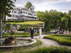 The Mount, Edith Wharton's Home Lenox Massachusetts Wedding Venues 1