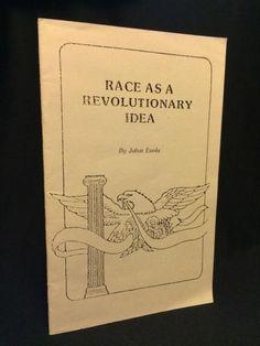 JULIUS EVOLA LEFT HAND PATH RACE AS A REVOLUTIONARY IDEA OCCULT TRADITIONALISM
