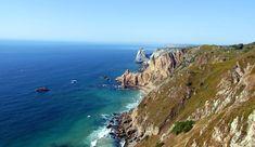 #atlantic ocean #cliff coast #mountain