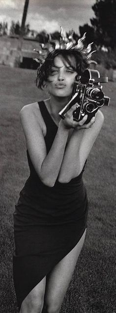 Christy Turlington | For more great pins, please follow me at www.pinterest.com/oliviabbradley