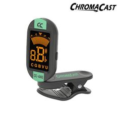 ChromaCast 440 Series CC440SGR  Guitar Tuner ** You can find out more details at the link of the image.Note:It is affiliate link to Amazon.