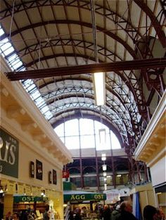 Gothenburg's biggest indoor market, Saluhallen on Kungstorget square specialises in food, and features 40 stalls offering all types of provisions, from spices to speciality foods. It's a great way to gain a sense of the breadth of Swedish taste in food.