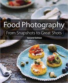"Do you need help making your food look as delicious as it tastes? Are you a ""foodie"" hungry for more tantalizing photos of your culinary creations? Do you have a food blog that you'd like to take to the next level, with better images and a stronger business strategy? Then this book is for you! In Food Photography: From Snapshots to Great Shots, Second Edition, photographer Nicole Young returns to dish up the basics on everything you need to know to make great food images"