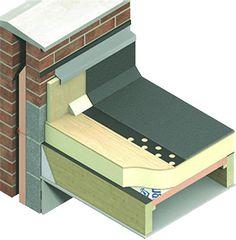 Kingspan Thermaroof TR31 flat roof boards