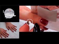 Retirada del gel de esmaltado permanente de uñas ON-OFF - Thuya Professional Line