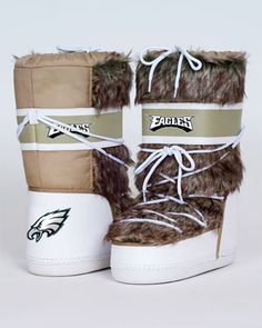 Snowy Day Style! #Eagles Women's Aficionado Boot $98.99
