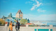 Quebec Canada-Goblin kdrama