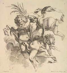 Three Cupids...