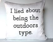 Ha! That would be me! ...but I don't even try to lie about it.