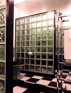 Art Deco Bathroom Design, International Interior Design for Bathrooms 7