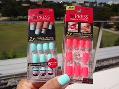 Impress Nails Press On, Kiss Press On Nails, Kiss Nails, Gel Nails, Acrylic Nails, Mirror Nail Polish, Mirror Nails, Popular Nail Art, Manicure At Home