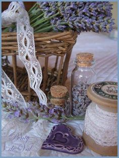 Lavender and Lace <3
