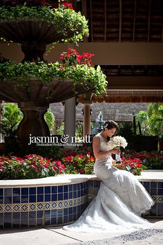 Jannet looks stunning at Grand Palladium Bridal Portraits, Looking Stunning, Mermaid Wedding, Getting Married, Wedding Photography, Wedding Dresses, Gallery, Fashion, Bride Dresses